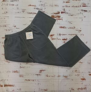 Hanna Andersson fleece pants